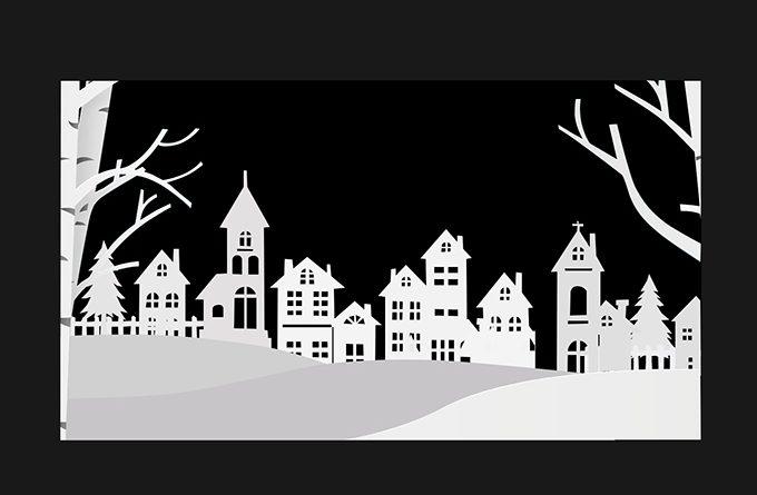 Paper Cut Animation