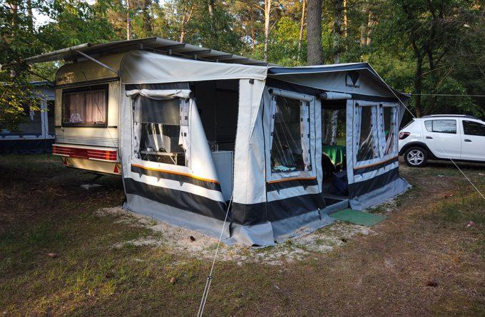 Camping-Tour